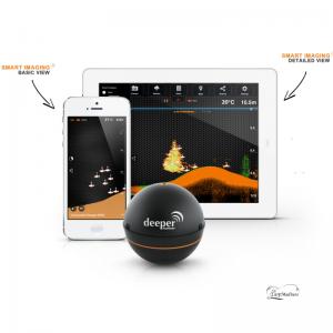 Deeper  sonda inteligente para Smartphone o Tablet