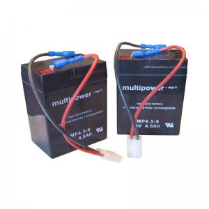 Baterias de gel plomo