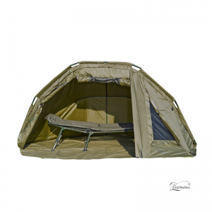 Bivvy Castle 1 persona + Bed Chair