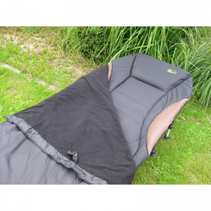 Manta impermeable Bed Chair Black Line