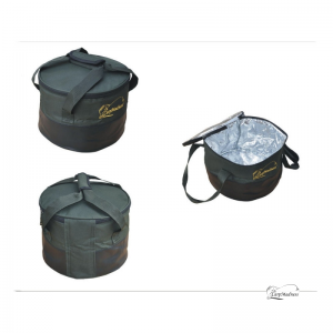 Bolso para boilies Deluxe L